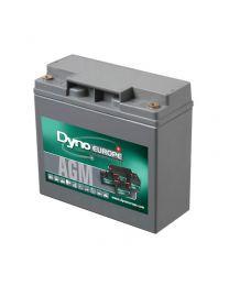 Dyno 12V 18AH AGM Accu