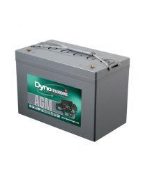 Dyno 12V 80AH AGM Accu