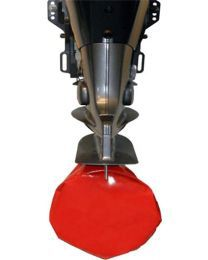 Propeller hoes Grootte Propellor diameter tot Ø10cm