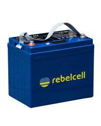 Rebelcell 12V 140AH Lithium Accu 2020 model