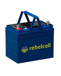 Rebelcell 12V 70AH Lithium Accu 2020 model
